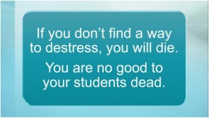 Destress