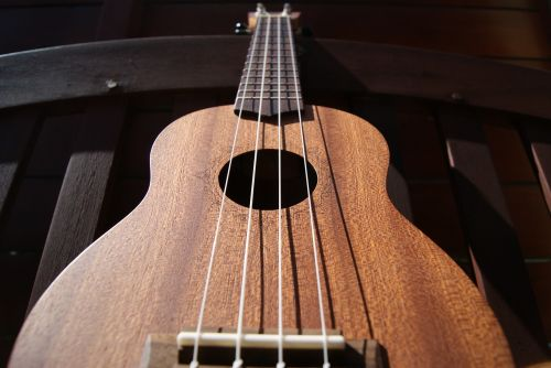 MSM 465: Ukulele, with a side of Historical Stalking